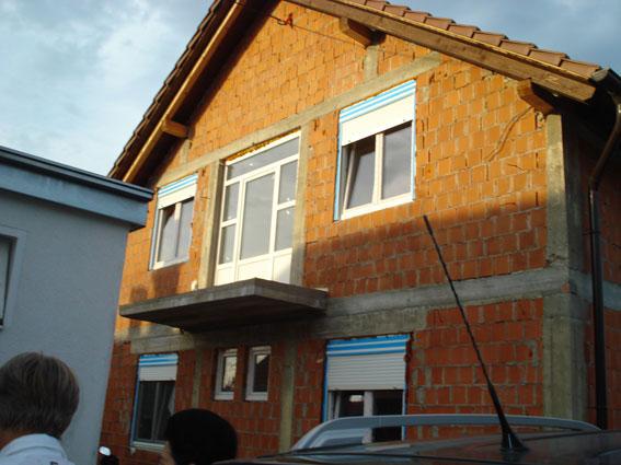 Izgradnja Doma za umirovljene duhovne djelatnike, Belišće