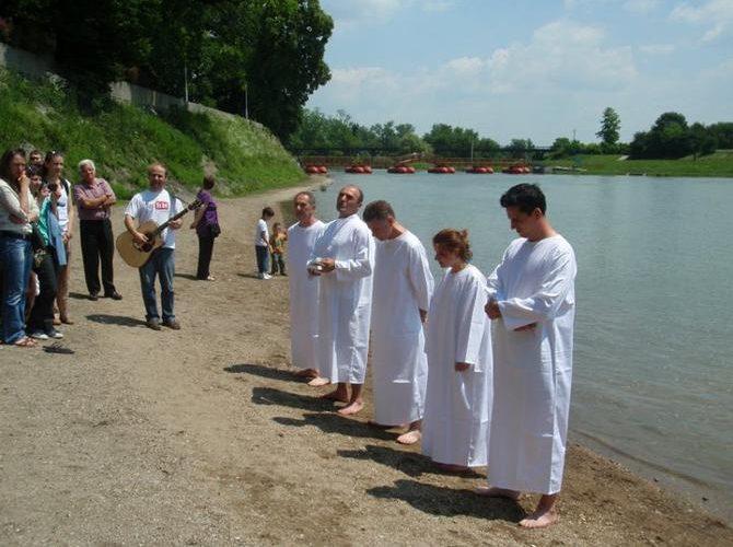 Krštenje na Korani