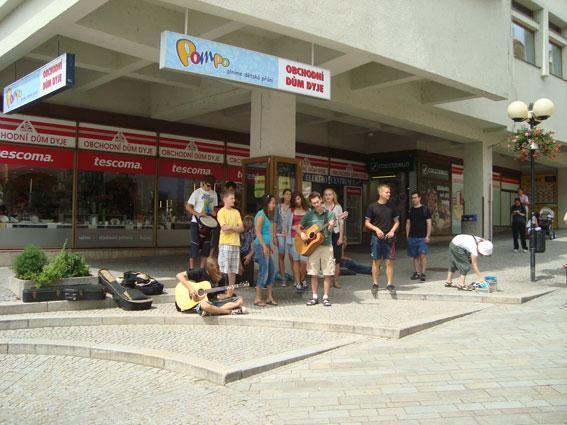 Misijsko putovanje u Češku