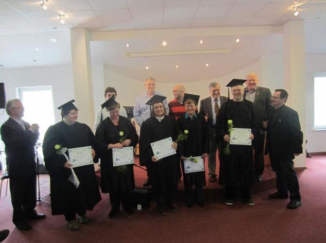 Promocija i podjela diploma studentima ISOM-a u Orahovici