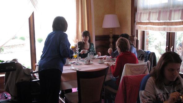 Doručak za žene u Iloku