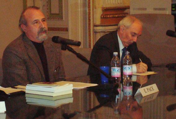 Profesor sociologije religije na Sveučilištu u Padovi Enzo Pace u Zagrebu
