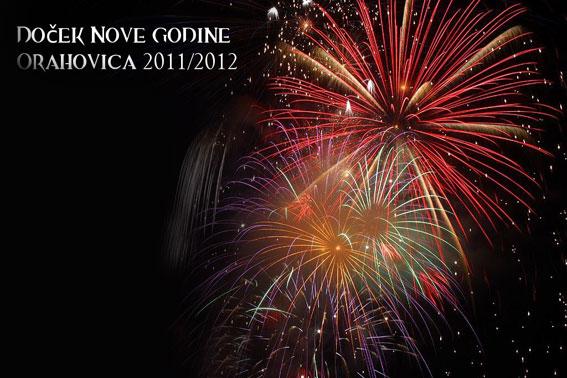 NAJAVA: Doček Nove godine u Orahovici