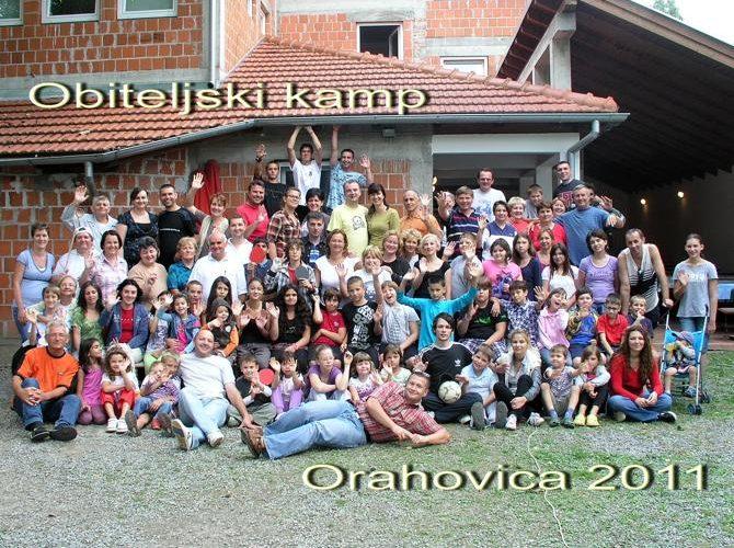 Obiteljski kamp 2011.