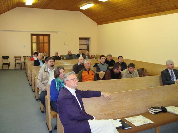 Izvještaj sa regionalnog sastanka za pastore