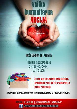 Akcija Agape – Velika humanitarna akcija