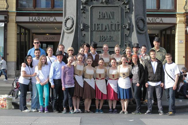 """Ballet Magnificat"" u Zagrebu"
