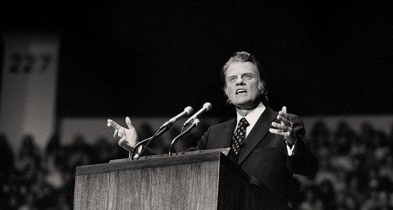 Umro Billy Graham