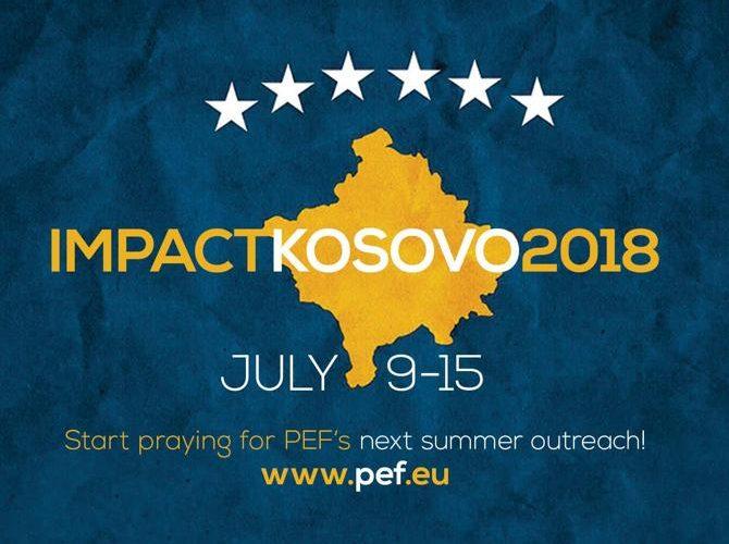 Impact Kosova, Priština (Kosovo), 09. – 15. srpnja 2018.