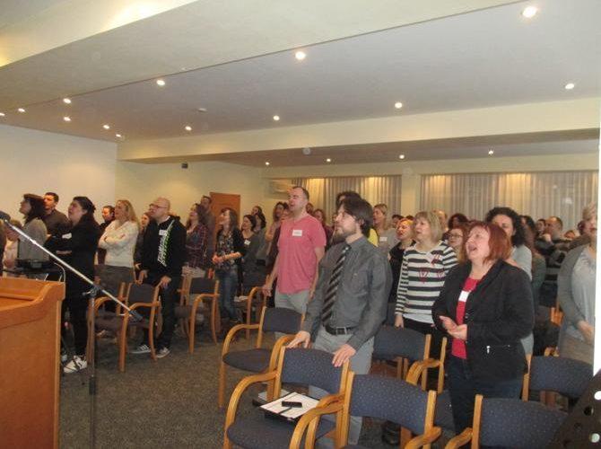 Stručni skup vjeroučitelja – Metodički pristup u igri, glazbi i likovnosti u nastavi vjeronauka