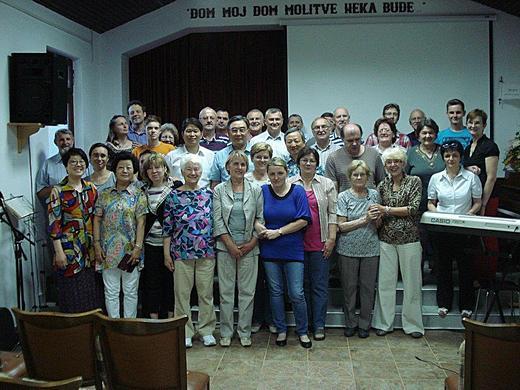 Seminar o zajedničkoj molitvi crkve