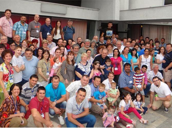 """Pastoralna konferencija """"Izazov u službi evanđelja u 21. stoljeću"""", 27. – 31. svibnja 2014., Skopje (Makedonija)"""